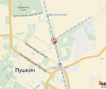 Продажа квартиры Пушкин, Железнодорожная ул., д.32