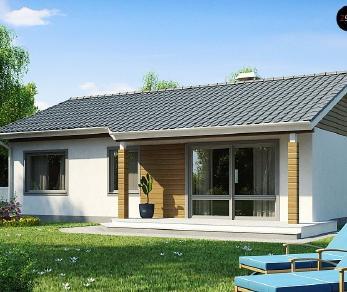 Проект дома Проект Z7, 82 м2