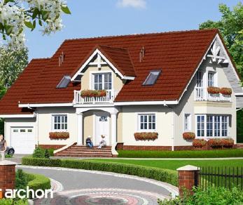 Проект  Дом в каллах 2, 208.7 м2