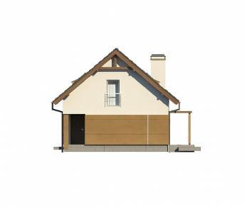Проект дома Проект Z267, 147.8 м2