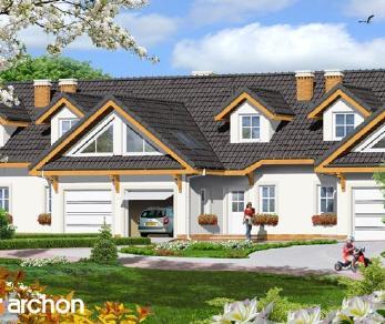 Проект  Дом в клематисах 5 (С), 120.2 м2