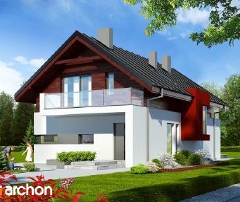 Проект  Дом в морингах, 142.1 м2