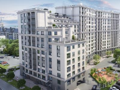 Продажа элитной квартиры 152.4 м2 в новостройке, Смоленская ул., д.14 - №104688