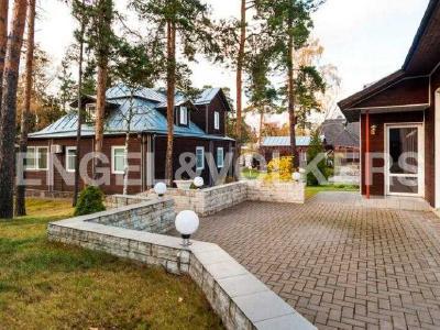 Продажа дома/коттеджи 220 м2 Сестрорецк, Федотовская дор., д.26