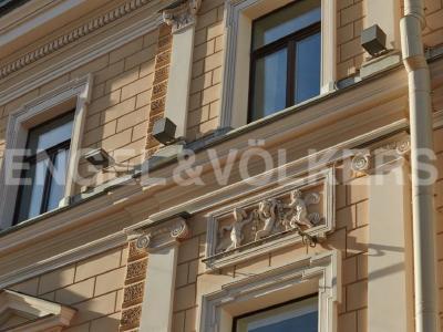 Продажа квартиры 411 м2 Кутузова наб., д.24