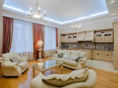 Аренда квартиры 120 м2 Виленский пер., д.15