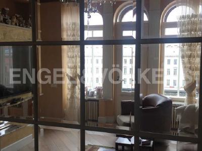Продажа квартиры 163 м2 Реки Фонтанки наб., д.29
