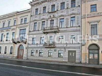 Продажа квартиры 50 м2 Кутузова наб., д.12