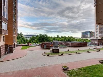 Аренда квартиры бизнес-класса 112 м2 Приморский пр., д.137
