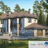 Проект дома M174, 390 м2