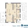 Проект дома M226, 188 м2
