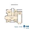 Проект дома M185, 592 м2
