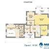 Проект дома M184, 243 м2
