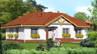 Проект  Дом в адонисах, 111.5 м2