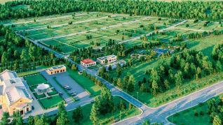 Коттеджный поселок Петергофские Дачи
