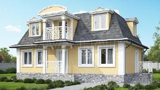 Проект  Дом ГРАНД, 177 м2