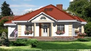 Проект  Дом у потока 2, 147.9 м2