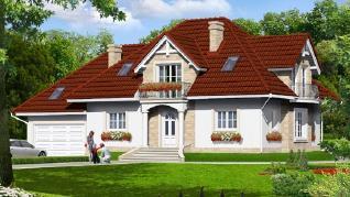 Проект  Дом в каллах Г2, 227.3 м2