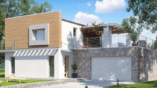Проект дома Проект Zx3, 226 м2