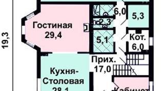 Проект дома AS-2198, 391 м2