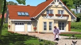 Проект  Дом на поляне 2, 171.9 м2