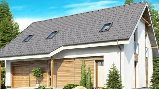 Проект дома Проект Z170, 195 м2