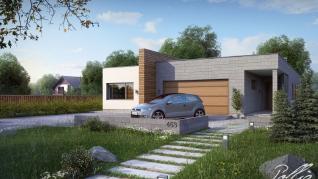 Проект дома Проект x6, 203.34 м2