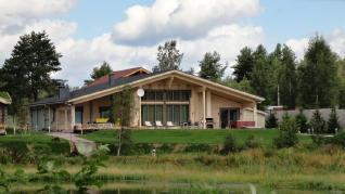 Коттеджный поселок Лемболово парк