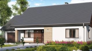 Проект дома Проект Z131, 138 м2