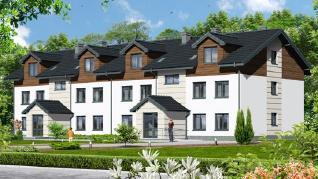 Проект  Дом у бульвара 3 (Б), 454.4 м2