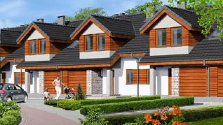 Проект  Дом в клематисах 9 (С), 125.5 м2
