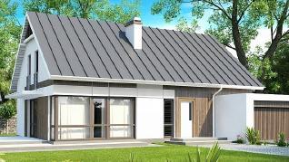 Проект дома Проект Z142, 246.9 м2