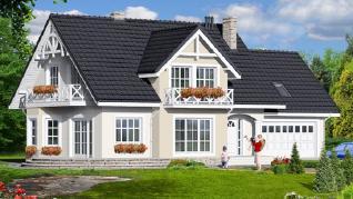 Проект  Дом в зорях 2 (Г2), 219 м2
