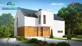 Проект дома Проект z222, 166.8 м2