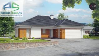 Проект дома Проект z303, 182.8 м2