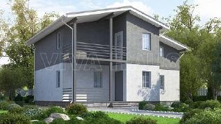 Проект  Дом АККОРД, 174 м2