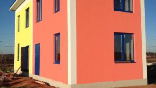 Коттеджный поселок Сиверская Палитра