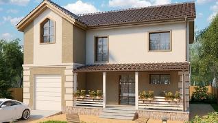 Проект дома AS-2019, 195 м2