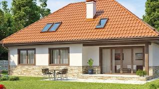 Проект дома Проект Z83, 230.8 м2