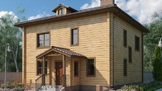 Проект дома AS-2073-2, 163 м2
