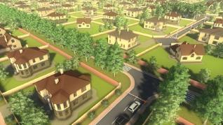 Коттеджный поселок Родные просторы