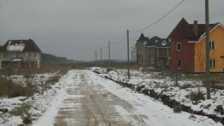 Коттеджный поселок Новые Борницы