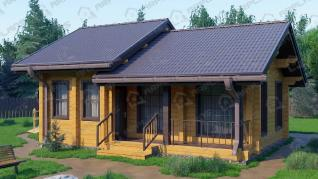 Проект  Серпухово, 47 м2