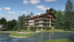 Коттеджный поселок Alpenhof Клубный Квартал