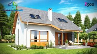 Проект дома Проект z146, 111.6 м2
