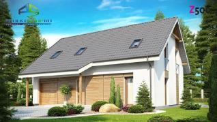 Проект дома Проект z170, 194.8 м2