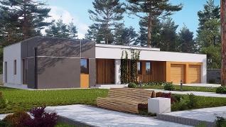 Проект дома Проект Zx102, 166.7 м2