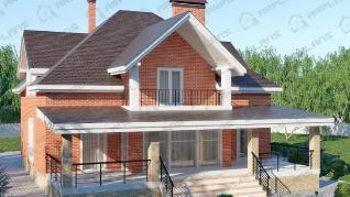 Проект  Щеглово, 312 м2