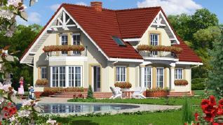 Проект  Дом в анисе 2, 180.7 м2