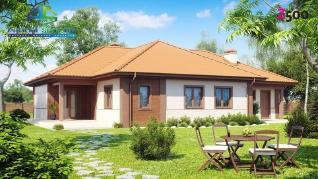 Проект дома Проект z22, 188.1 м2